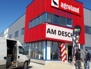 Agroland a atins afaceri de 128 milioane de lei