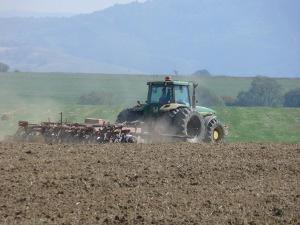 Agricultura a absorbit 80% din fondurile europene